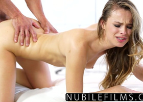 HD video with bearded swain fucking lovely's tidy pussy