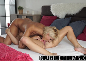 Perfect passion of Tracy Delicious and Blanche Bradburry