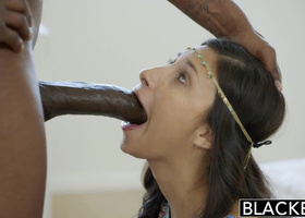 BLACKED First Interracial Babe Jade Jantzen