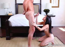 Passion-HD - Megan Rain has her pussy licked