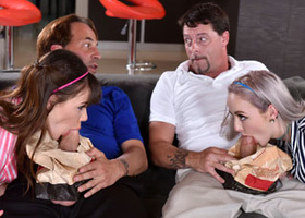 Stepfathers can't avoid getting it on with stepdaughters